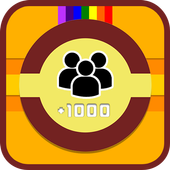 1000 Likes Booster Pro icon
