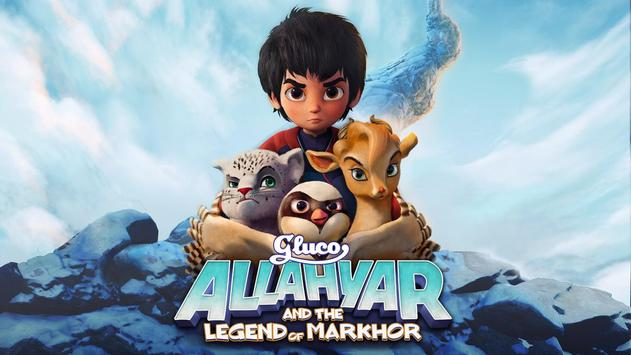 Gluco, Allahyar And The Legend of Markhor poster