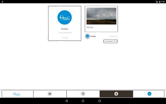 Huddys apk screenshot