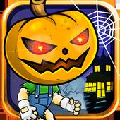 Boogeyman Spooky Halloween icon
