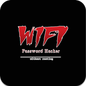 WiFi Password Simulated icon