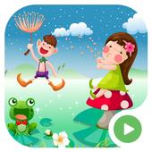 儿童故事视频 icon