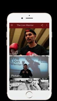 Amine (The Lion Warrior) apk screenshot