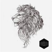 Lion Tattoos Design icon
