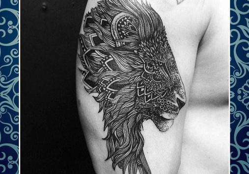 Lion Tattoos Design apk screenshot