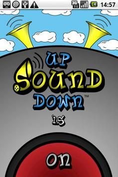UpSoundDown poster