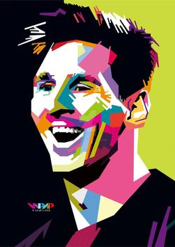 Lionel Messi Wallpapers Poster Screenshot 1