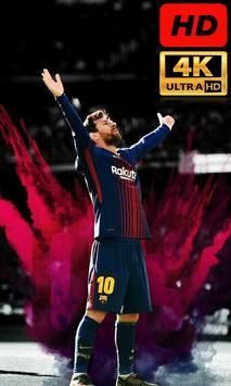 Messi wallpaper 2018 screenshot 3
