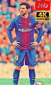 Messi wallpaper 2018 screenshot 1