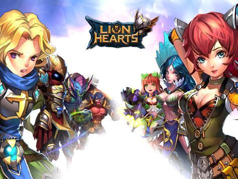 lion hearts 3d mmo rpg apk ड उनल ड ए डर यड क