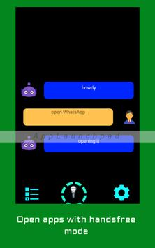 JARVIS - Artificial intelligence & voice assistant تصوير الشاشة 9