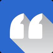 AQuA - Another Quote App icon