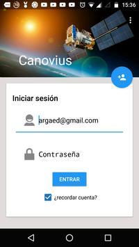 Canovius Gps poster