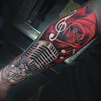 Music tattoos screenshot 4