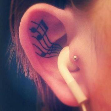 Music tattoos screenshot 2