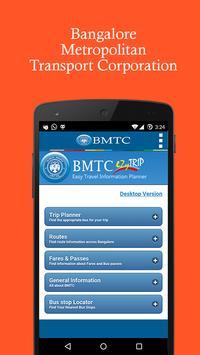 BMTC Official screenshot 1