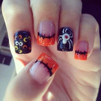 HALLOWEEN NAIL DESIGNS screenshot 1