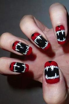 HALLOWEEN NAIL DESIGNS screenshot 3