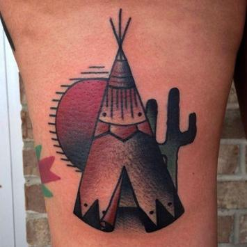 Native American Tattoos poster
