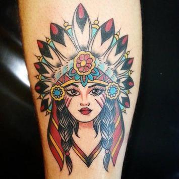 Native American Tattoos screenshot 2