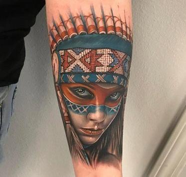 Native American Tattoos screenshot 4