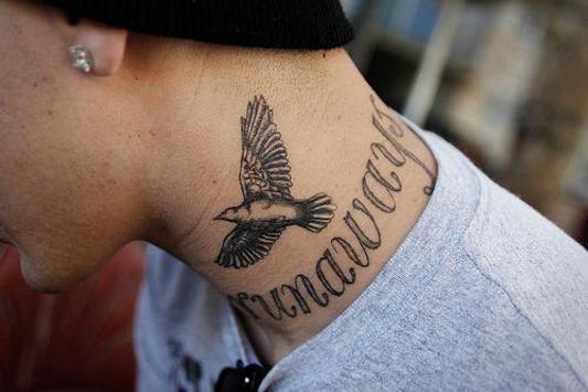 Neck Tattoos screenshot 3