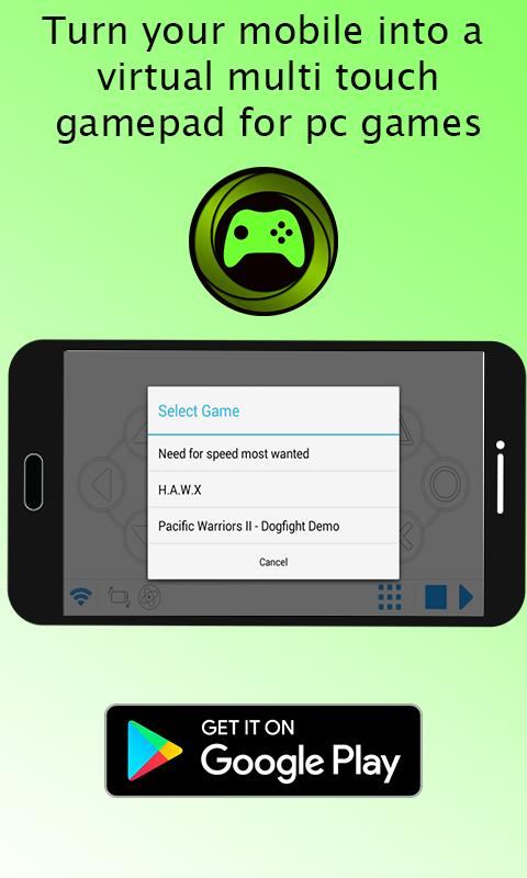 Mobile Gamepad for Android - APK Download
