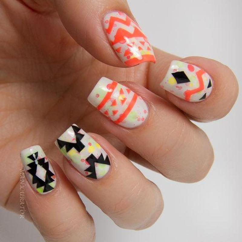 Zig Zag Nail Art Apk Download Free Beauty App For Android