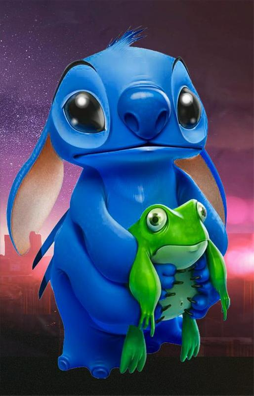 Lilo Y Stitch Fan Art Amp Wallpapers Hd For Android Apk