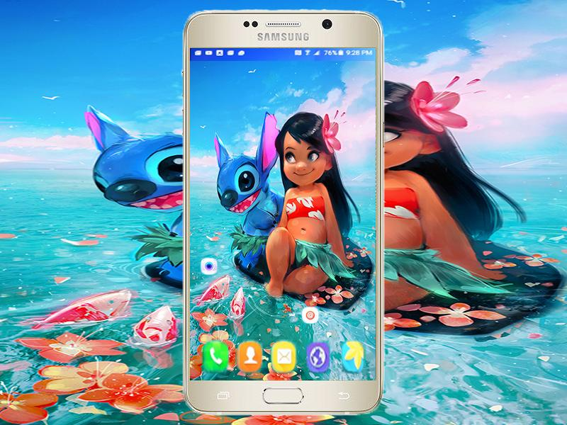 Lilo And Stitch Wallpapers Hd 2018 For Android Apk Download