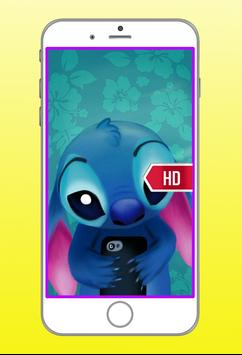Lilo and Stitch  HD wallpapers art apk screenshot
