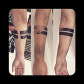 Armband tattoos icon
