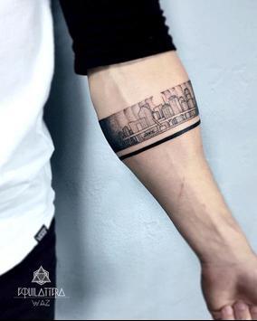 Armband tattoos apk screenshot
