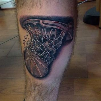 Basketball Tattoo screenshot 1