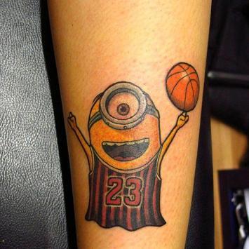 Basketball Tattoo screenshot 2