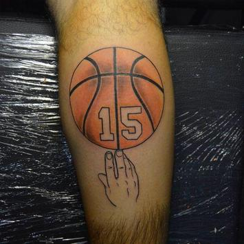 Basketball Tattoo screenshot 3
