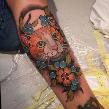 Cat Tattoos screenshot 3