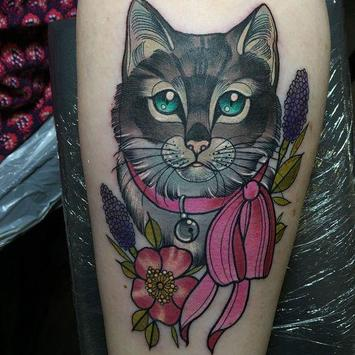 Cat Tattoos poster