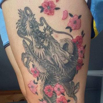 Chinese Dragon Tattoo screenshot 1