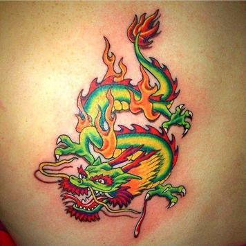 Chinese Dragon Tattoo screenshot 2