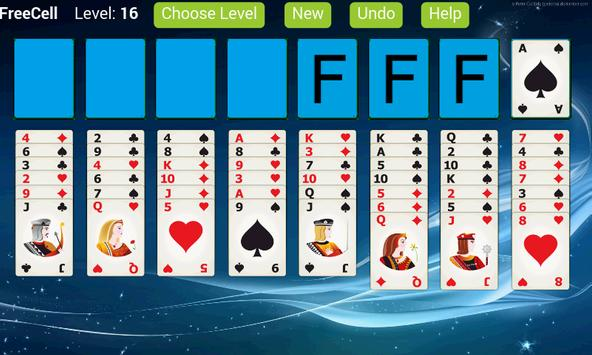 FreeCell Solitaire X screenshot 2