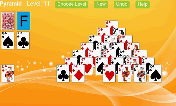 Pyramid Solitaire X apk screenshot