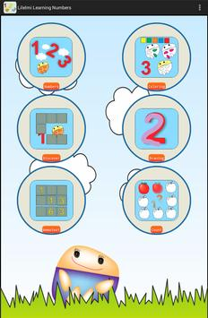 Kids Learning Numbers poster