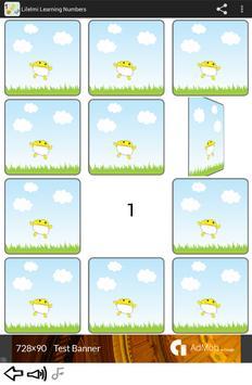 Kids Learning Numbers apk screenshot