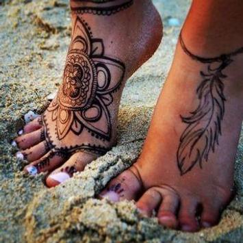 Foot Tattoos apk screenshot
