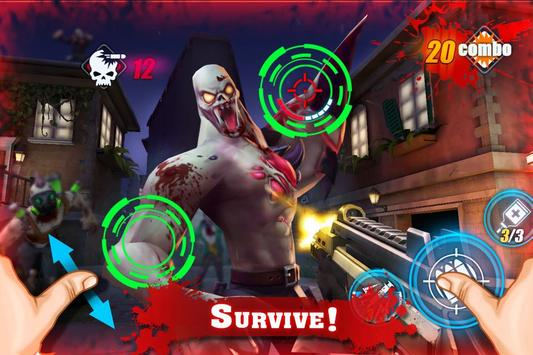 Zombie Trigger apk screenshot