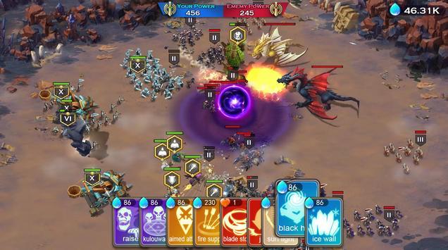 Art of Conquest (AoC) apk screenshot