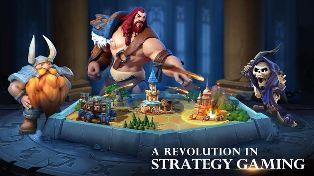 Art of Conquest (AoC) poster