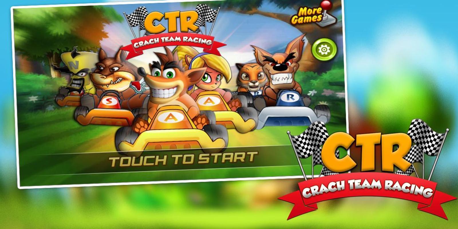 crash team racing for pc