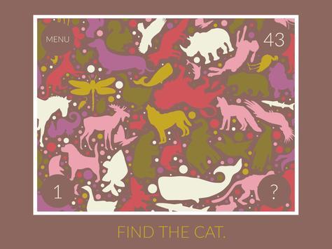 Find The Cat Lite apk screenshot